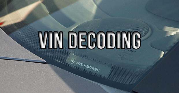 vin-decoding