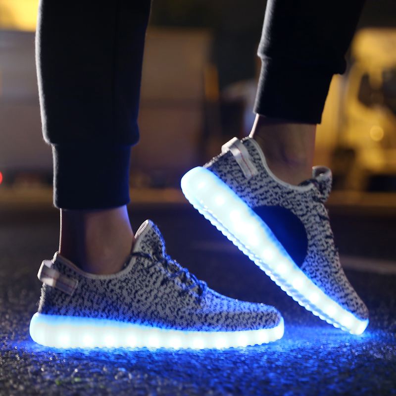 led light up shoes for adults